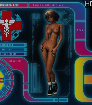 Porn Comics - Medical Lab