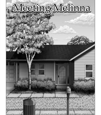 Meeting Melinna comic porn sex 002