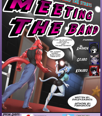 Meeting The Band comic porn sex 001