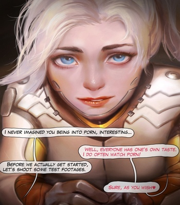 Mercy-The-First-Audition 4 free sex comic