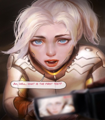 Mercy-The-First-Audition 7 free sex comic