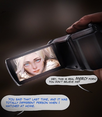 Mercy-The-First-Audition 54 free sex comic