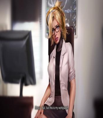 Mercy-Third-Audition 32 free sex comic