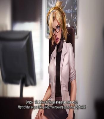 Mercy-Third-Audition 37 free sex comic
