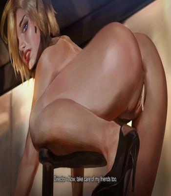Mercy-Third-Audition 129 free sex comic