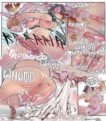 Messy-Revenge 6 free sex comic
