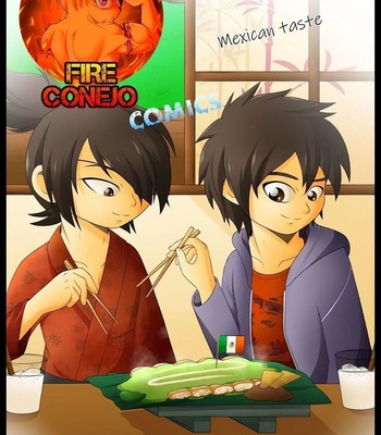 Mexican Taste comic porn sex 001