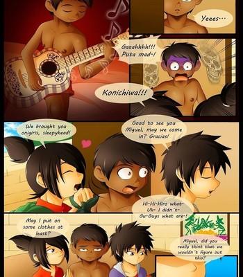 Mexican Taste comic porn sex 003