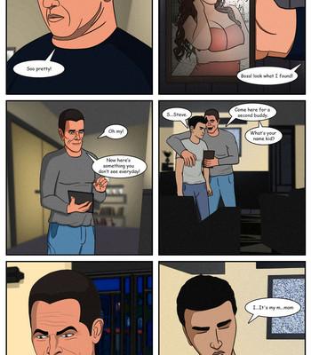 Midnight Terror comic porn sex 017