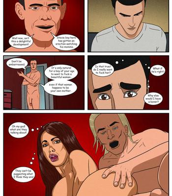 Midnight Terror comic porn sex 038