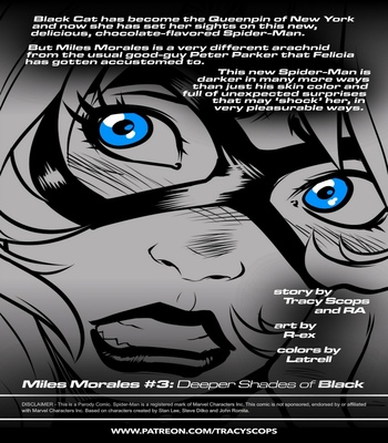 Miles Morales – Ultimate Spider-Man 3 comic porn sex 002