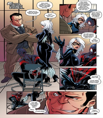 Miles Morales – Ultimate Spider-Man 3 comic porn sex 003