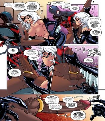 Miles Morales – Ultimate Spider-Man 3 comic porn sex 005