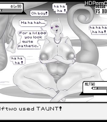 Porn Comics - Milftwo X Horsex 3