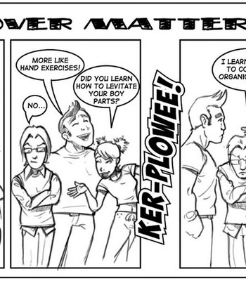 Porn Comics - Mind Over Matter 1
