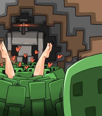 Minecraft-2 10 free sex comic