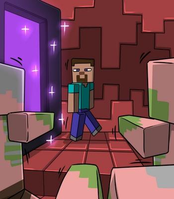 Minecraft-3 4 free sex comic