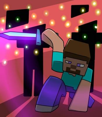 Minecraft-3 6 free sex comic