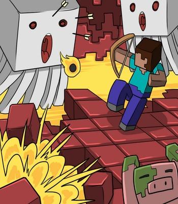 Minecraft-3 9 free sex comic