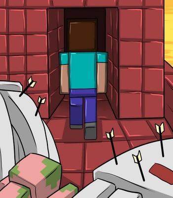 Minecraft-3 10 free sex comic