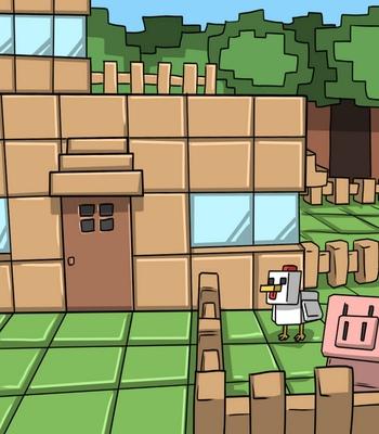 Minecraft-3 21 free sex comic