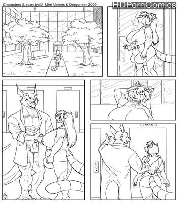 Porn Comics - Mirri Gets An Upgrade