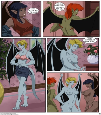 Mirror-Of-Mischief 14 free sex comic