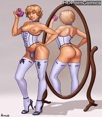Porn Comics - Mirror Transformation