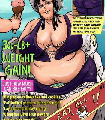 Porn Comics - Miss Eat All Sundaes 1