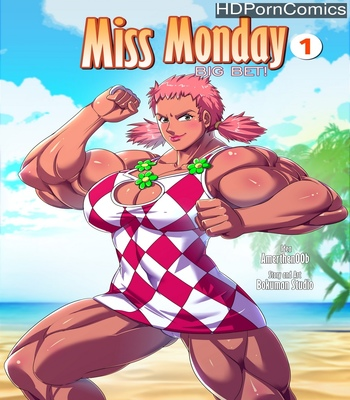 Porn Comics - Miss Monday – Big Bet 1