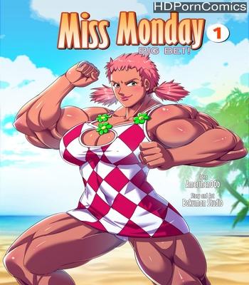 Porn Comics - Miss Monday – Big Bet 1