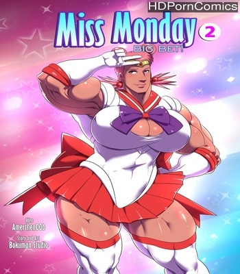 Porn Comics - Miss Monday – Big Bet 2