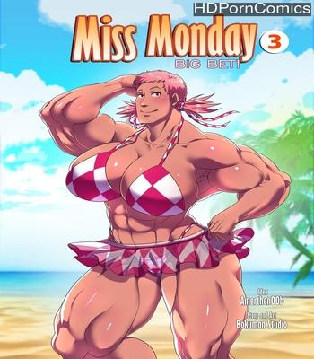 Miss Monday – Big Bet 3 comic porn thumbnail 001