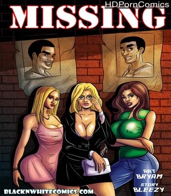 Porn Comics - Missing 1