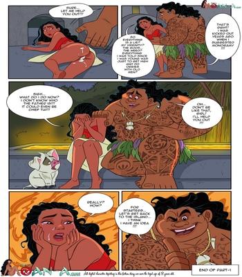 Moan-A Let A Moan 1 comic porn