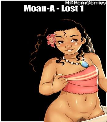 Porn Comics - Moan-A – Lost 1