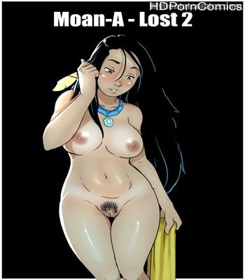 Porn Comics - Moan-A – Lost 2