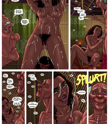 Moan-A – Moan Challenge comic porn sex 007