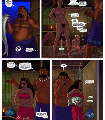 Moan-A – Moan Challenge comic porn sex 008