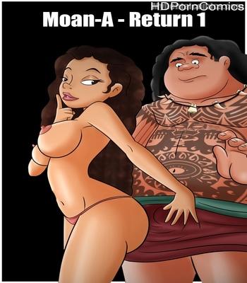 Porn Comics - Moan-A – Return 1