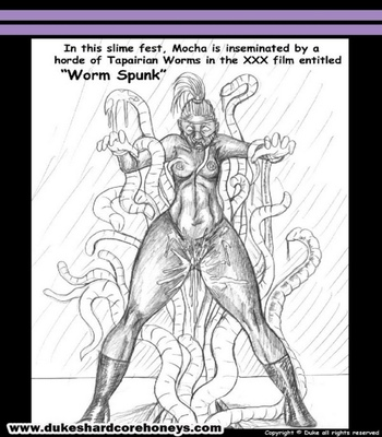 Mocha-4 5 free sex comic