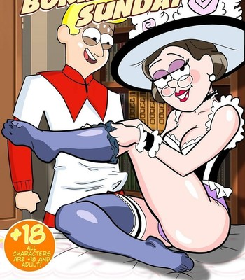 Porn Comics - Parody: Mary Poppins