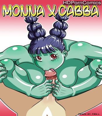 Porn Comics - Monna x Cabba