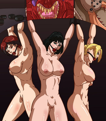 Monster Breeder comic porn sex 009