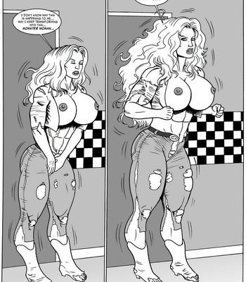 Monster Woman 1 comic porn sex 005