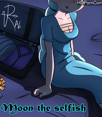 Porn Comics - Moon The Selfish
