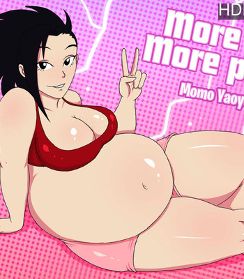 Porn Comics - More Food! More Power! 2 – Momo Yaoyozuru