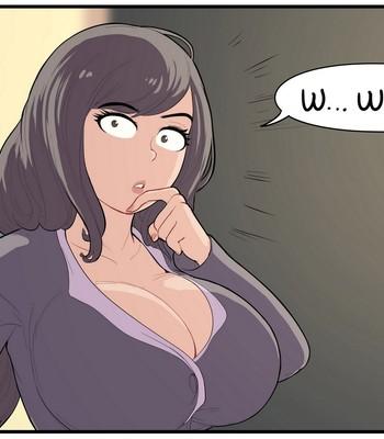 Morgan Rosewood And The Literature Teacher comic porn sex 005
