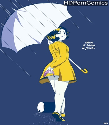 Porn Comics - Morton Salt Girl