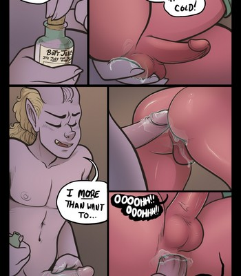 Most Boring Demon comic porn sex 008